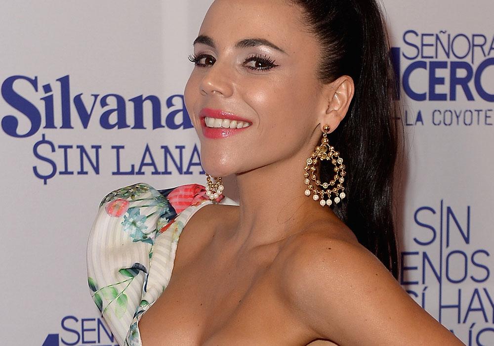 """Carolina Gaitán, Catalina en """"Sin Senos Sí Hay Paraíso"""", y su impactante """"bodypaint"""" desnuda"""