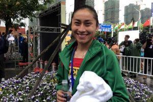 La mexicana Lupita González lo hizo de nuevo: Oro en el campeonato Mundial de Marcha