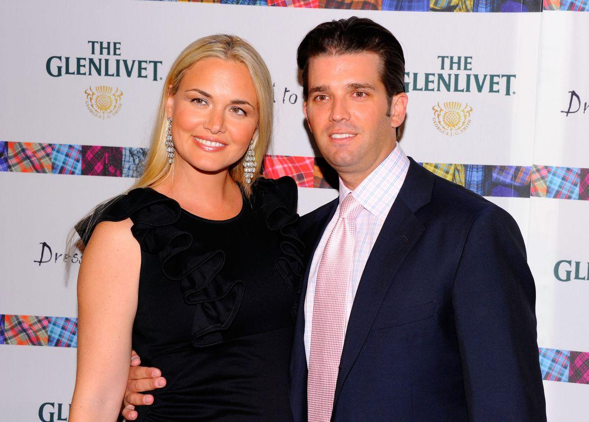 Divorció de Trump Jr. está a punto de estallar