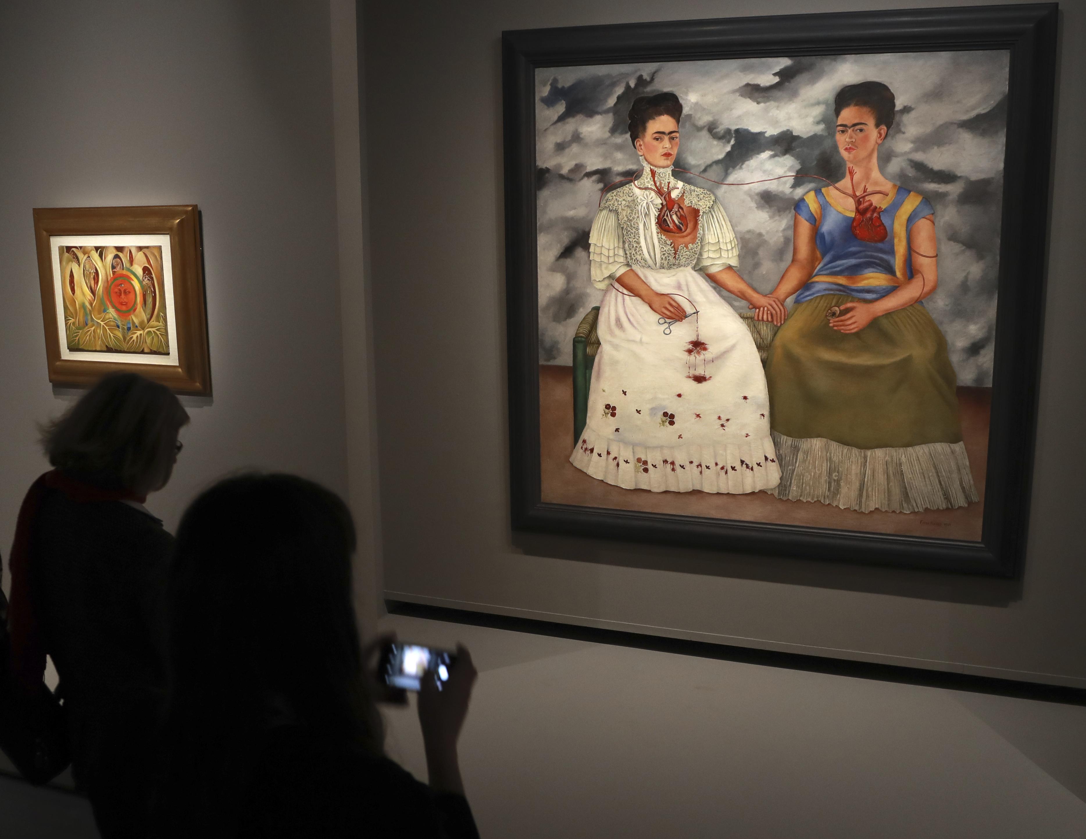 Chavela Vargas - La Llorona - Frida Kahlo (Diegoya mektup