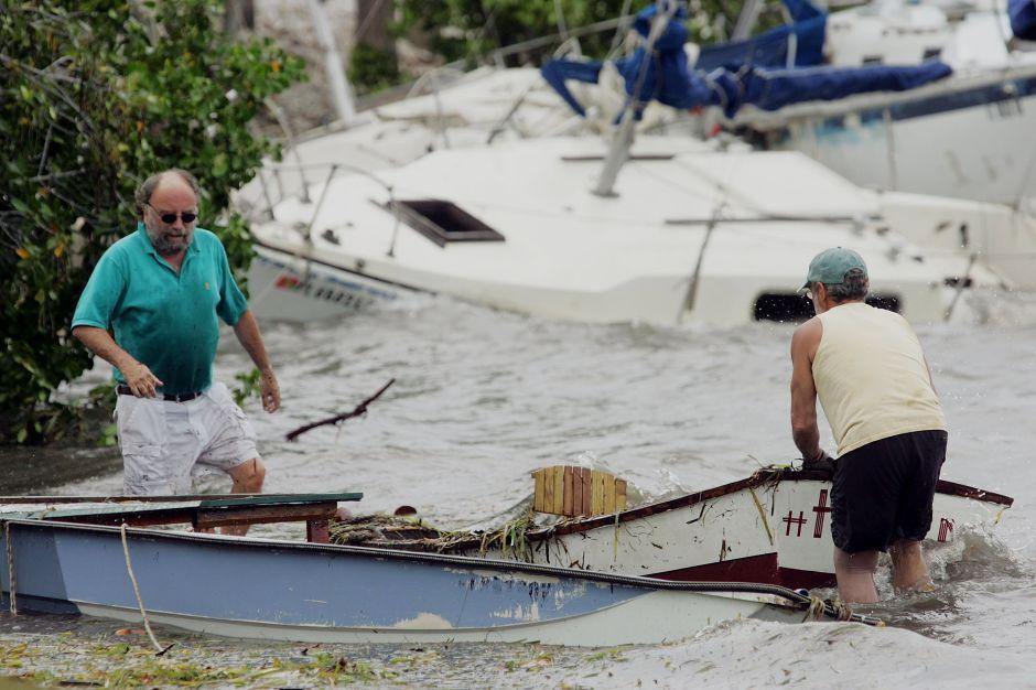 Muertes reportadas tras llegada de tormenta Alberto, entre estas la vida de dos periodistas