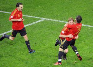 """Villa: """"Iniesta y Torres me ayudaron a ser mejor futbolista y mejor persona"""""""