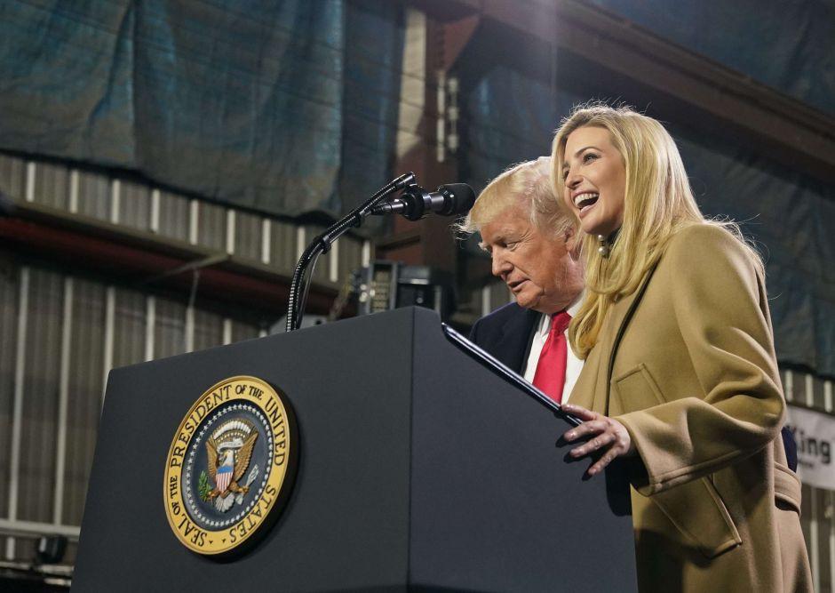 Lo que piensa Ivanka Trump de los inmigrantes