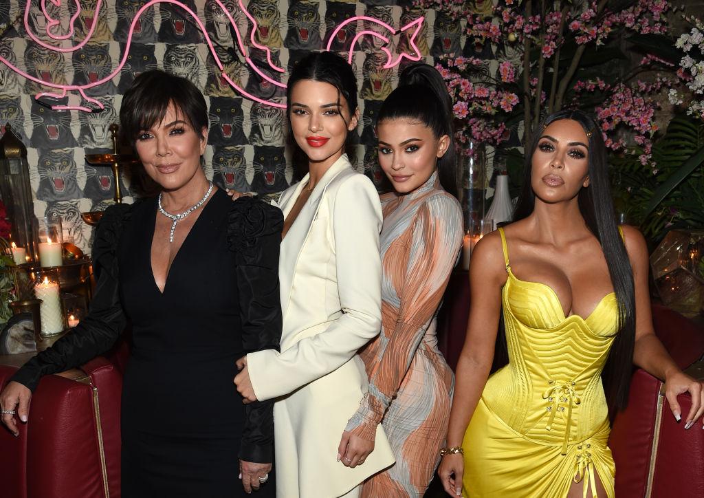 Kim Kardashian 'saca las garras' por su hermana pequeña Kylie