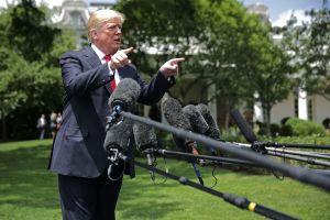 Trump celebra al confirmar que reunión con Kim Jong-un se celebrará el 12 de Junio