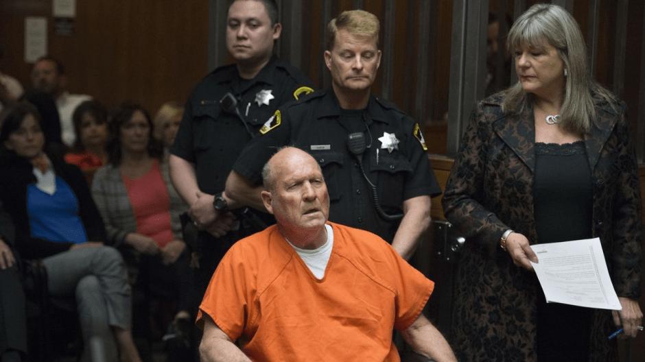 Asesino del Golden State se declara culpable. Evitaría la pena de muerte