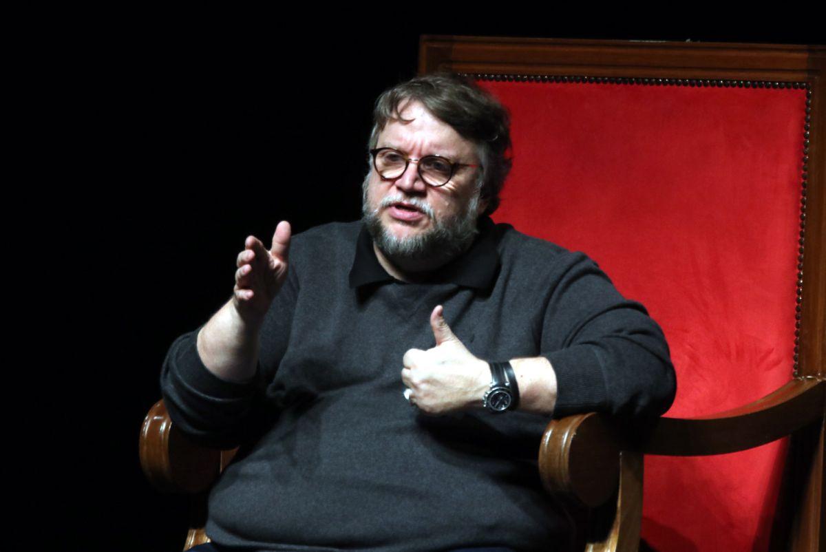 Guillermo del Toro, cineasta mexicano. / Foto: Agencia Reforma