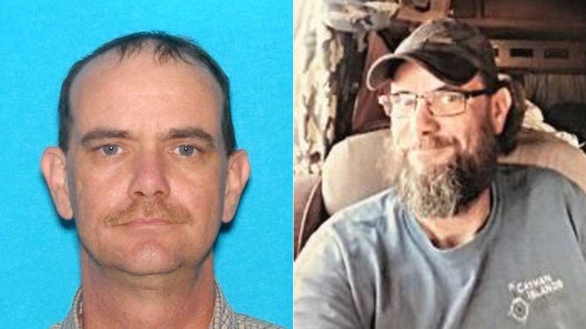 Stephen Houk, de 46 años, es un delincuente sexual convicto.