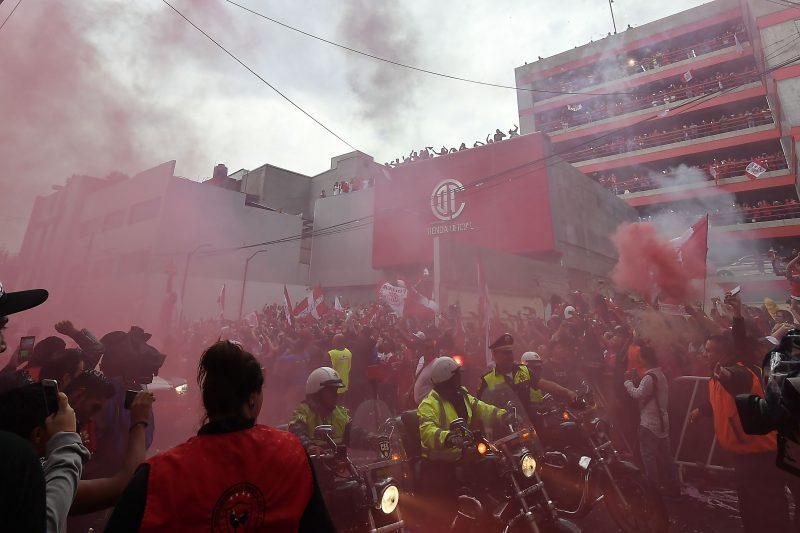 ¡Aniversario 'Choricero'! Toluca cumple 67 años en Primera División