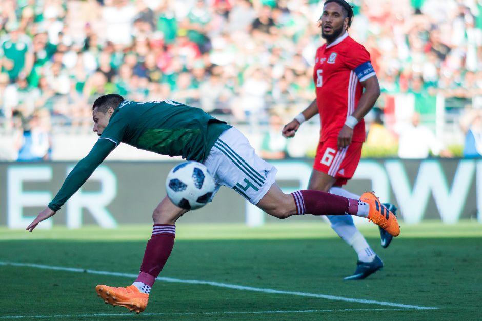 Números y curiosidades que arrojó el insípido empate de México ante Gales