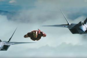 Iron Man ha sido víctima de la delincuencia