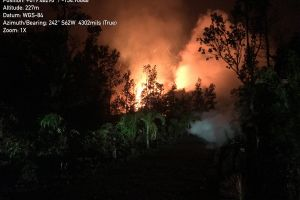 Hawaii: Un sismo de 5.7 estremece la isla mientras continúa la actividad volcánica