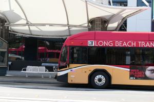 Subvención millonaria dará a Long Beach más autobuses eléctricos