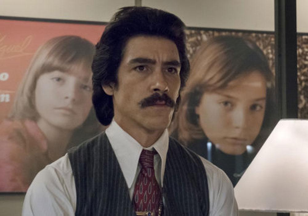 """""""Luis Rey era más malo de lo que aparece en la serie"""", dice Andrés García"""