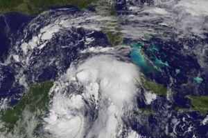 Se forma Alberto, la primera tormenta de la temporada de huracanes en el Atlántico