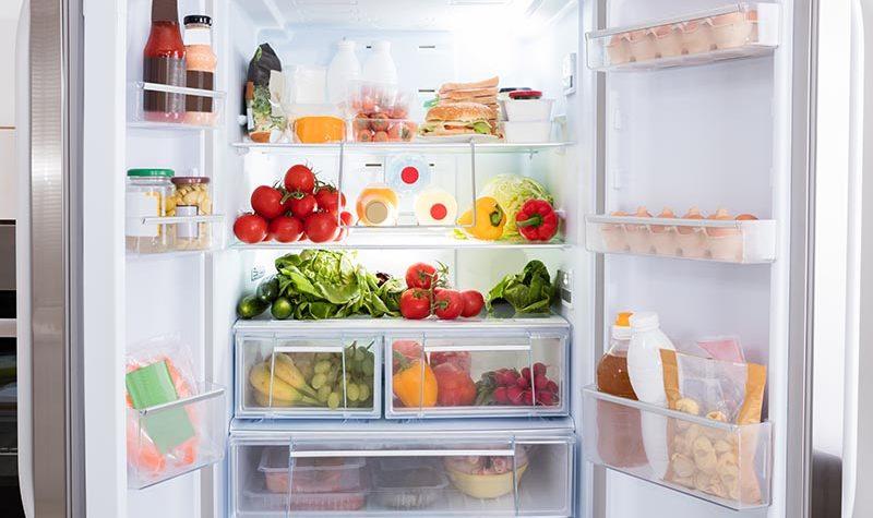 Cómo organizar tu nevera para conservar mejor tus alimentos y mantener tu salud