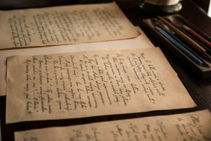 Fotos: 'Siempre te querré', la carta de amor que tardó 57 años en llegar