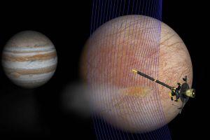 ¿Vida en una luna de Júpiter? NASA encuentra evidencia de agua en datos antiguos