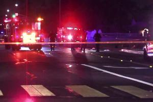 """Muerte """"sospechosa"""" de un joven en accidente de tránsito en Pomona"""