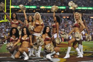 Porristas de los Redskins de la NFL revelan abuso sexual