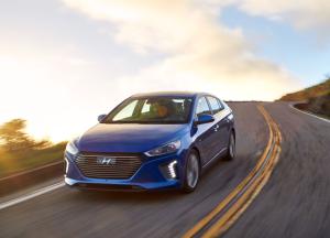 Todo lo que tienes que saber del Hyundai Ioniq Hybrid