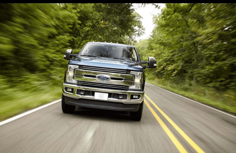 Las camionetas de Ford mantienen la cima.