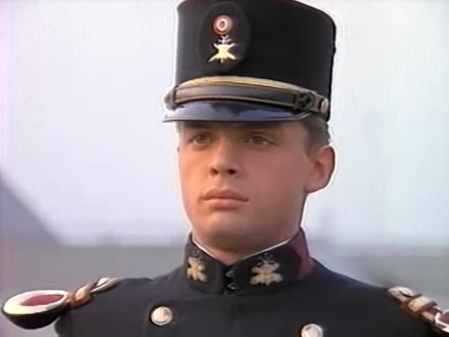 Así consiguió Luis Miguel grabar el video de 'La Incondicional' en el Heroico Colegio Militar