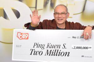 Juega la lotería el día antes de su jubilación y su vida cambia para siempre
