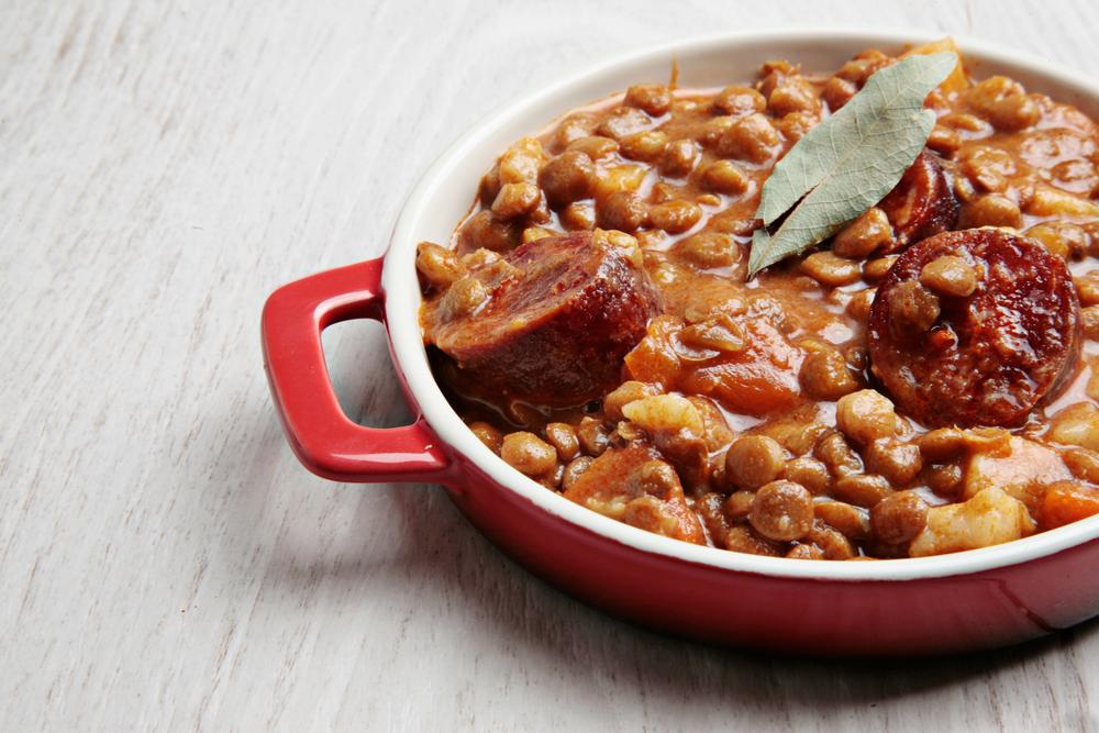 Una receta calórica de un clásico argentino.