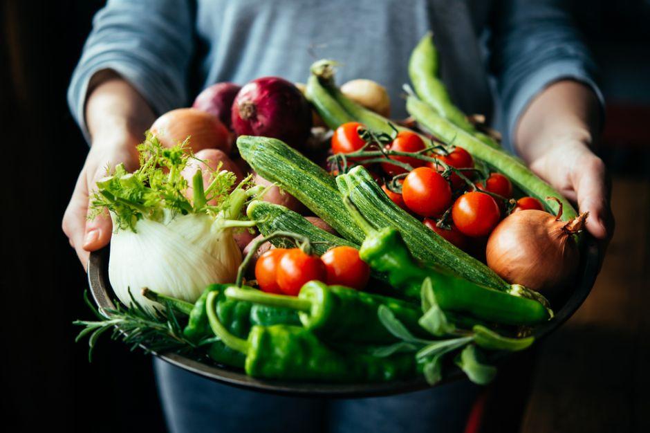 Lo que sucede en el cuerpo al convertirte en vegano por 1 mes