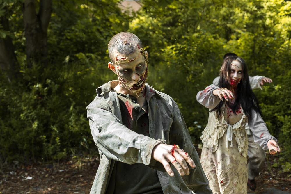 """La extraña alerta emitida por las autoridades de Florida ante """"extrema actividad zombie"""""""