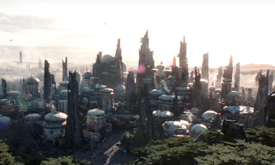 La aldea de Star Wars en Disneyland se llamará Black Spire Outpost