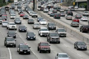 Atascos de tráfico durante feriados de Acción de Gracias romperán récords