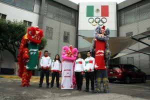 Delegación olímpica mexicana será vestida por firma china en Tokio 2020
