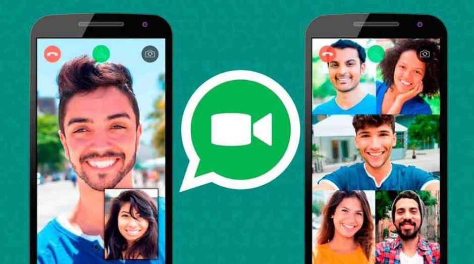 WhatsApp: Llegaron las videollamadas grupales, ¿sabes cómo hacerlas?
