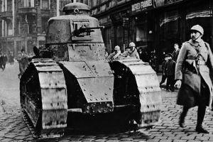 El tanque de la I Guerra Mundial que transformó para siempre las estrategias de guerra