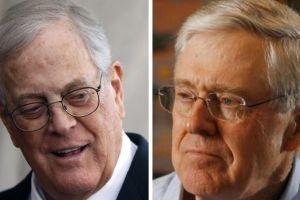 Por qué los poderosos hermanos Koch ahora se enfrentan a Trump