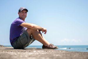La épica travesía del francés Ben Lecomte para cruzar el Pacífico a nado