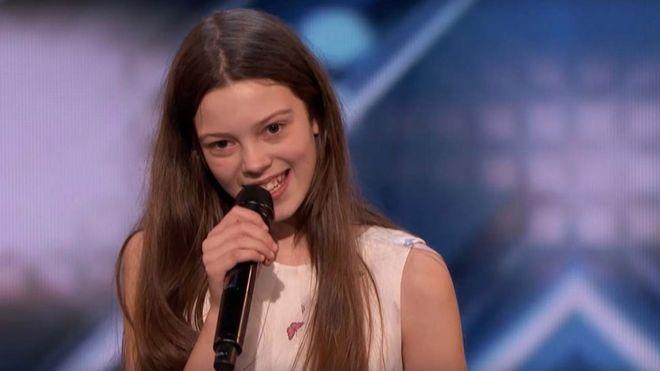 Más de 25 millones de visitas recibe el vídeo de esta niña de 13 años
