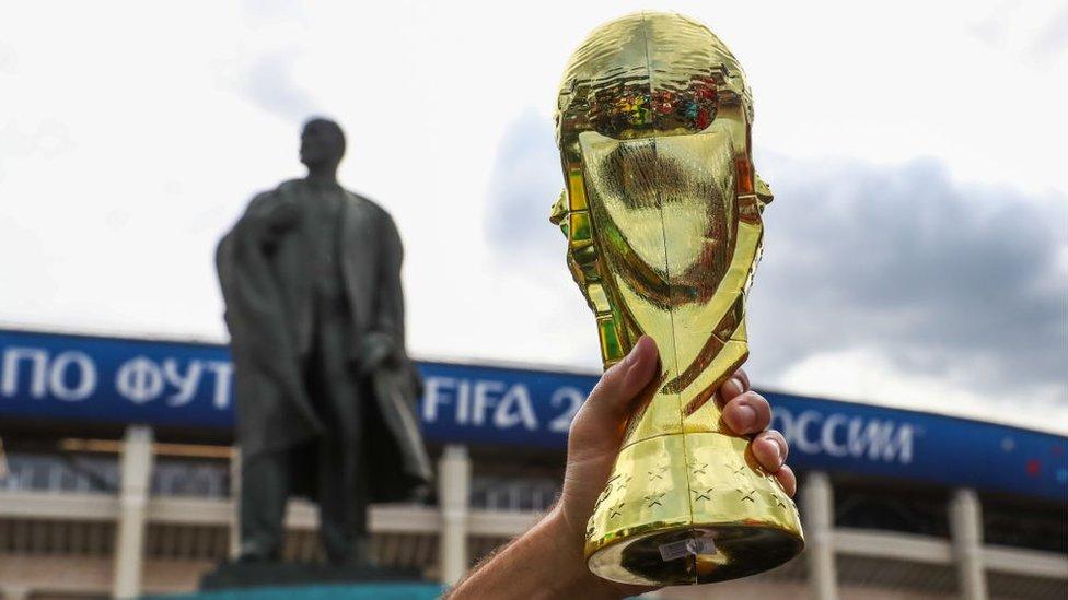 """Mundial Rusia 2018: 5 adelantos tecnológicos que hacen que la Copa sea """"la más innovadora"""""""
