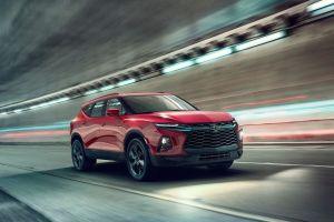 GM revive la Chevrolet Blazer, ¡y la construirá en México!