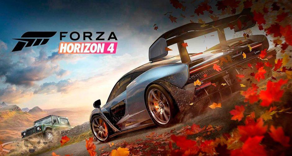 Estos son todos los autos que podrás manejar gracias al Forza Horizon 4