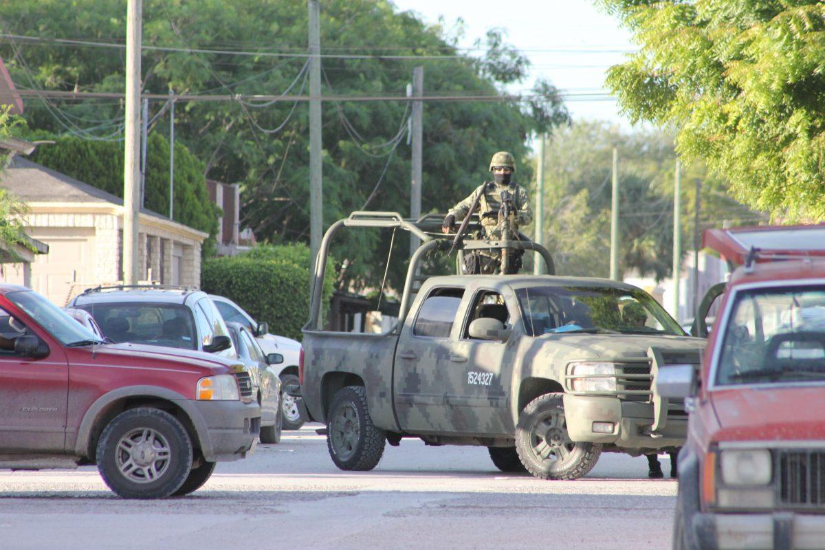 Ejército Mexicano /EFE