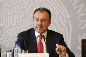 Fiscalía pide detener a Luis Videgaray por traición a la patria, juez federal rechaza petición