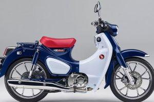 Honda Super Cub, el vehículo más vendido, está de vuelta