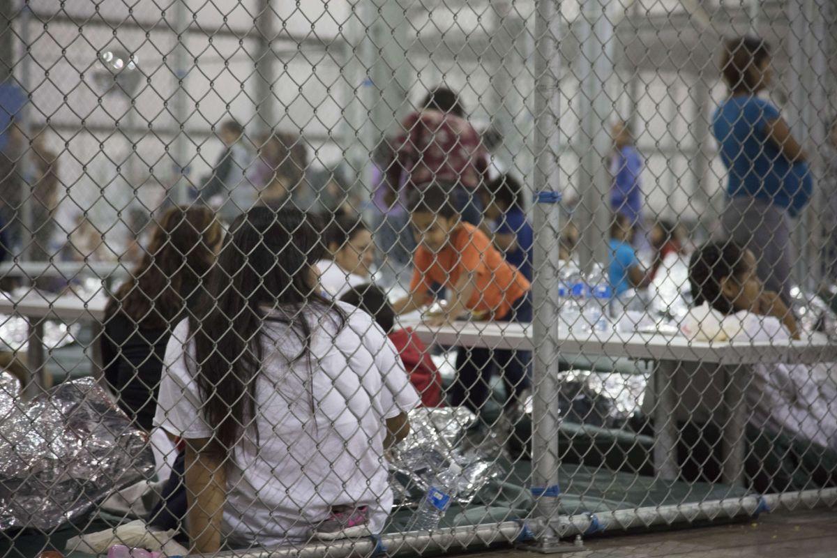 Quieren alojarlos lo más cerca posible de la frontera