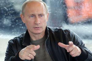 Vladímir Putin da cuentas sobre sus polémicas fotos 'medio desnudo'