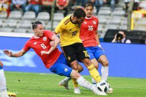 Preocupa Costa Rica tras goleada a horas de su debut en Rusia 2018