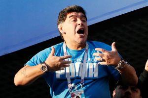 ¡Bomba! Maradona podría dirigir en el fútbol mexicano