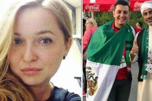 Apareció el aficionado mexicano que supuestamente fue secuestrado por chica rusa en el Mundial